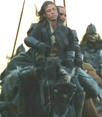 the two towers extended dvd preview screen stills theodred
